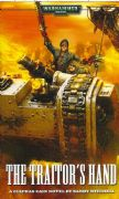 The Traitor's Hand by Sandy Mitchell Ciaphas Cain Imperial Guard Warhammer 40,000 paperback